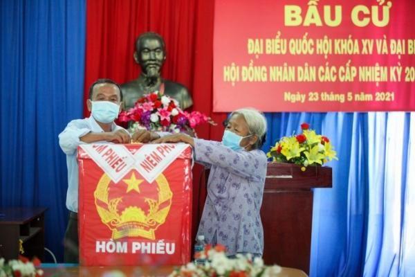 Danh sách 6 người trúng cử đại biểu Quốc hội tại Tây Ninh