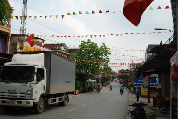 Phú Thọ: Diện mạo Nông thôn mới ở xã Minh Tân đã đổi thay
