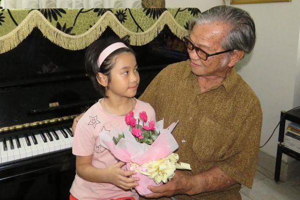 Nhạc sĩ Trần Viết Bính: Cả đời tâm huyết với sáng tác cho thiếu nhi