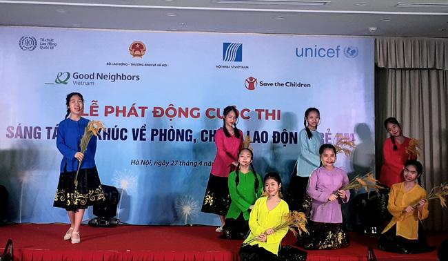 Phòng ngừa lao động trẻ em để bảo vệ thế hệ tương lai