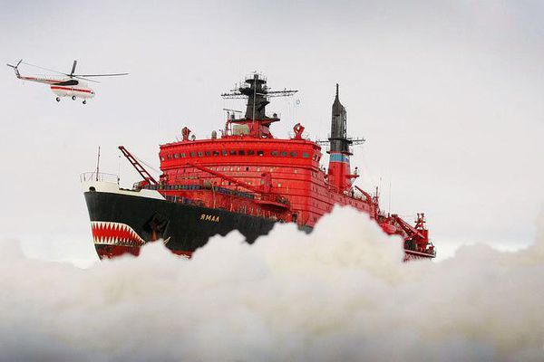 Ông Putin: Nga tiếp tục phát triển đội tàu phá băng mạnh nhất thế giới