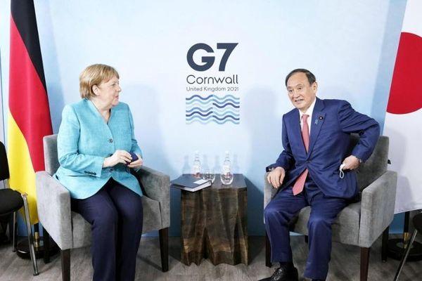 Nhật hoan nghênh cam kết của Đức, Pháp đối với khu vực AĐD-TBD