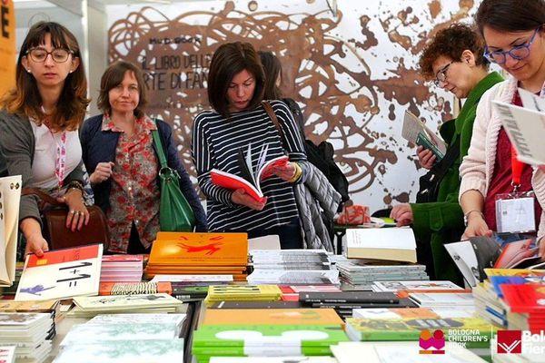 Hội chợ sách thiếu nhi ở Italy sẽ diễn ra trong 4 ngày