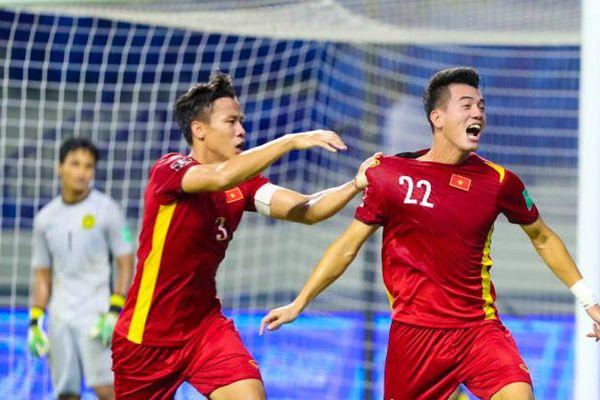 Bảng xếp hạng FIFA: Đội tuyển Việt Nam vươn lên vị trí 90 thế giới