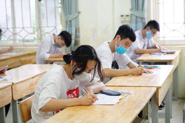 Huyện Mê Linh không có trường hợp nào vi phạm quy chế thi tuyển sinh lớp 10 THPT