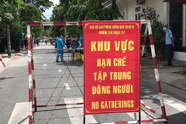 Chi tiết 335 điểm phong tỏa phòng chống dịch Covid-19 ở TP Hồ Chí Minh
