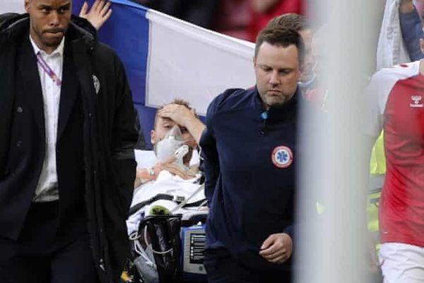 Eriksen qua cơn nguy kịch, Đan Mạch và Phần Lan tái đấu