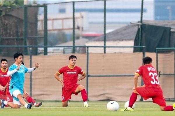 Cổ động viên Việt Nam được mua tối đa 10% số vé trong trận gặp UAE