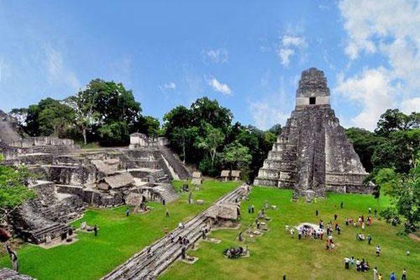 Khám phá thành phố cổ huyền thoại của người Maya