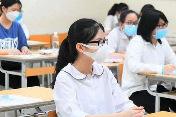 Đề thi Toán vào lớp 10 Hà Nội giảm 'nhiệt' về độ khó