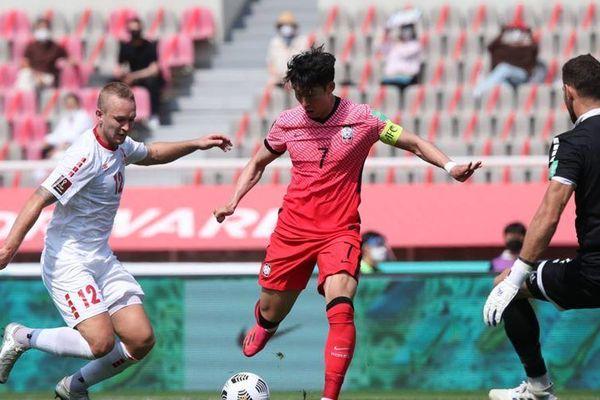 Vòng loại World Cup 2022: Son Heung-min chói sáng, Hàn Quốc giúp Việt Nam càng gần vé đi tiếp