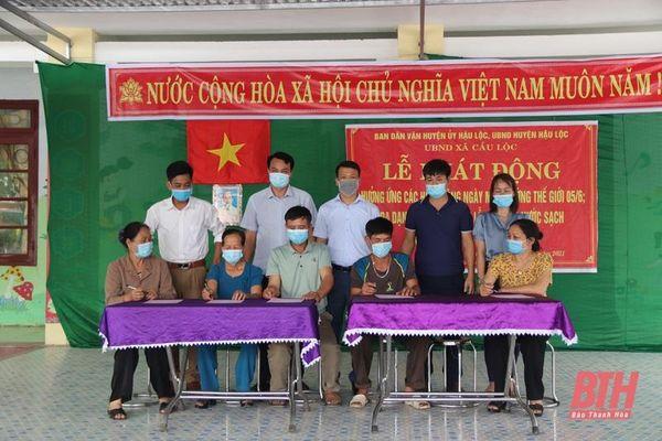 Những mô hình dân vận khéo ở Hậu Lộc