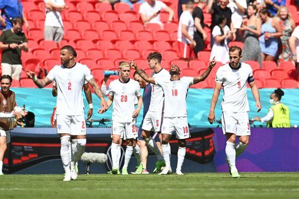 Nhọc nhằn vượt ải Croatia, ĐT Anh xóa dớp 'buồn' không thắng các trận ra quân ở EURO