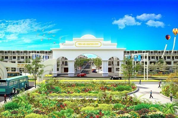 Dự án Tiền Hải Center City (Thái Bình) ra mắt, thu hút nhà đầu tư