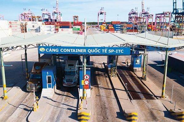 Phong tỏa tạm thời Cảng container Thủ Đức liên quan người nghi mắc COVID-19