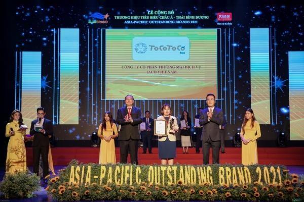 TOCOTOCO liên tiếp được nhiều giải thưởng lớn vinh danh