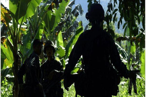 Quân đội Philippines tiêu diệt 4 tên khủng bố man rợ