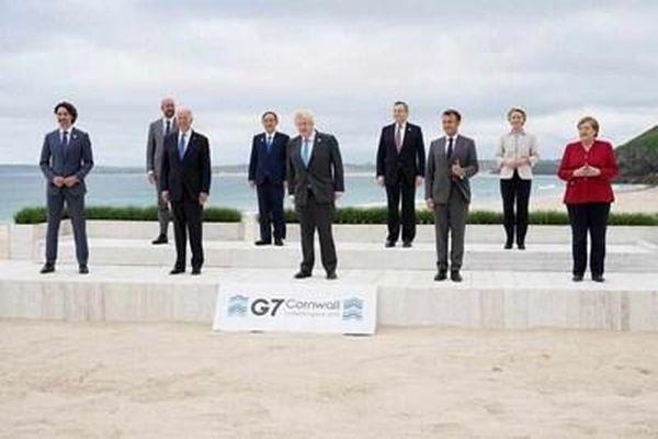 G7 đạt thỏa thuận về thuế doanh nghiệp tối thiểu toàn cầu