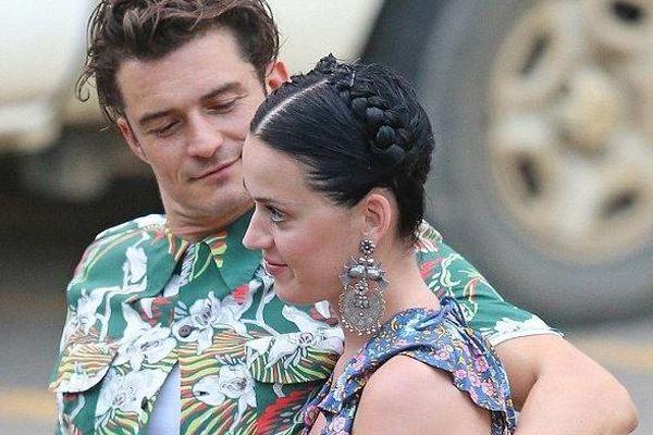 Kỳ nghỉ hè của gia đình Orlando Bloom - Katy Perry