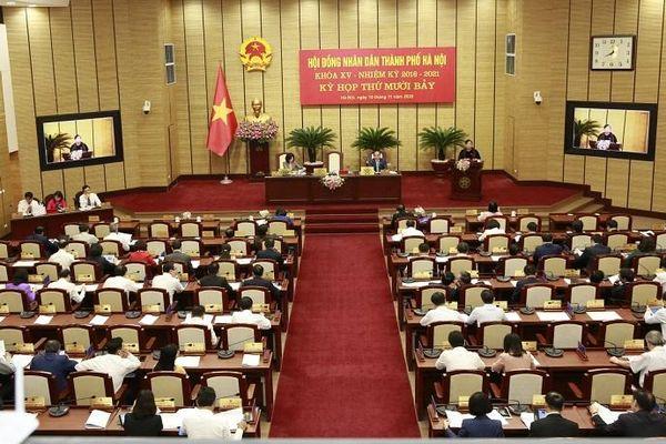 Hà Nội: Chuẩn bị bầu các chức danh thuộc thẩm quyền của HĐND thành phố khóa XVI