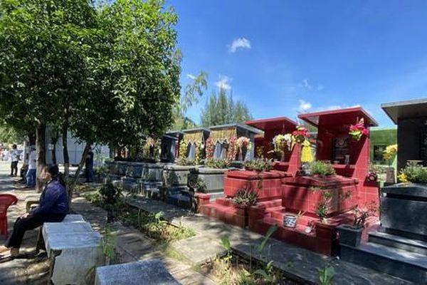 TP HCM khan hiếm đất nghĩa trang