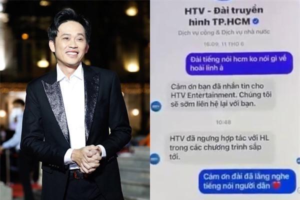 Thực hư thông tin Hoài Linh bị đài truyền hình HTV cấm sóng?