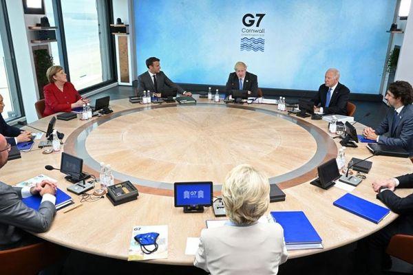 Thượng đỉnh G7: 'Hội nhà giàu' bắt tay xuất chiêu mới đối chọi Trung Quốc