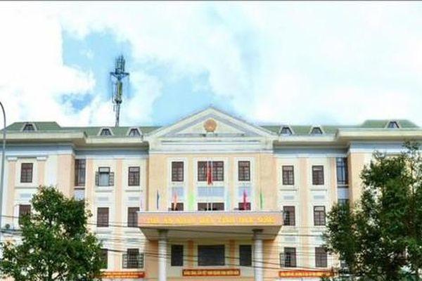 Từ vụ lập khống 57 hồ sơ xét xử: Lộ nhiều bất cập về nhân sự ngành tòa án Đắk Nông