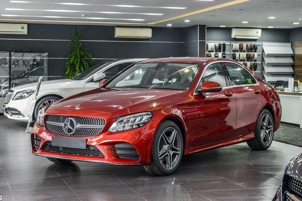 Bảng giá xe Mercedes-Benz tháng 6/2021