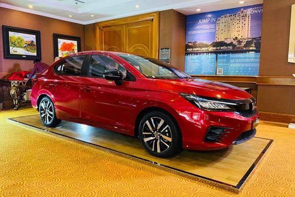 Bảng giá ôtô Honda tháng 6/2021: Cao nhất 1,329 tỷ đồng