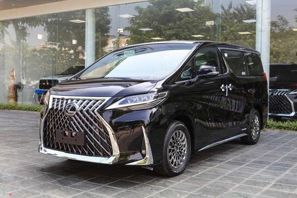 Những xe hạng sang 7 chỗ tầm giá 10 tỷ đồng hiếm gặp tại Việt Nam