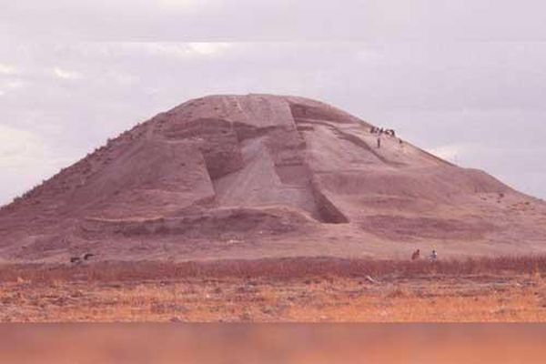 Tìm thấy 'Kim tự tháp' ở Syria?