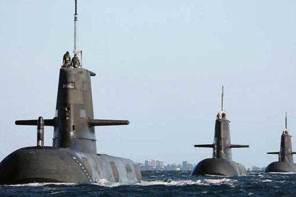 Australia đang lo có thể bị bỏ lại phía sau nếu không có tàu ngầm mới