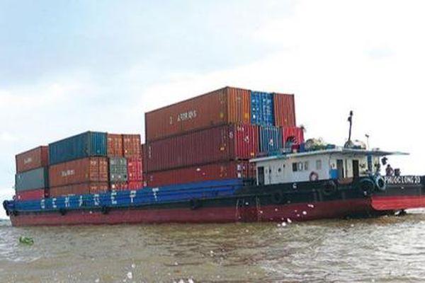 Phát triển vận tải container trên hành lang đường thủy Việt Trì- Hà Nội- Hải Phòng- Quảng Ninh