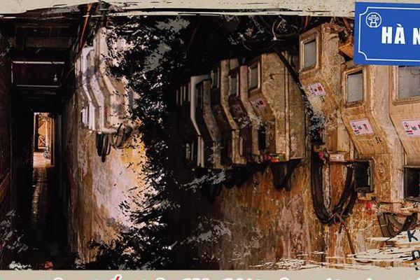 Nhịp sống trong những căn ngõ nhỏ ẩn nấp giữa lòng phố cổ: Chật hẹp, tối tăm nhưng rất Hà Nội