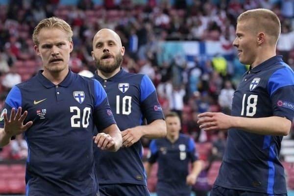 EURO 2020: Lịch sử cho Phần Lan