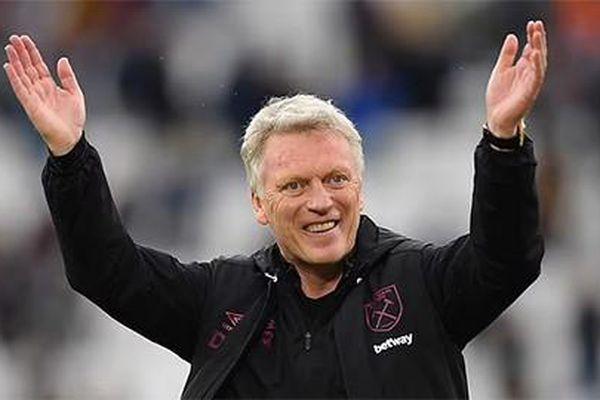 David Moyes gia hạn với West Ham đến 2024