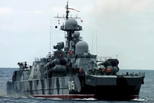 Tàu tên lửa 'độc nhất vô nhị' Bora sắp trở lại Hạm đội Biển Đen