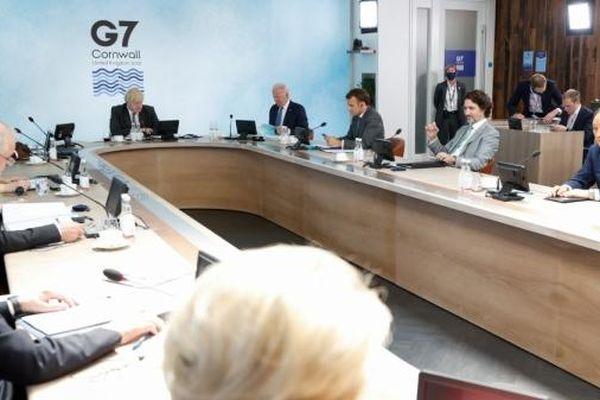 Các lãnh đạo G7 bày tỏ lo ngại về tình hình Biển Đông