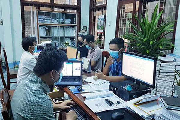 Cục Thuế Bình Định đã tiếp nhận 485 giấy đề nghị gia hạn nộp thuế