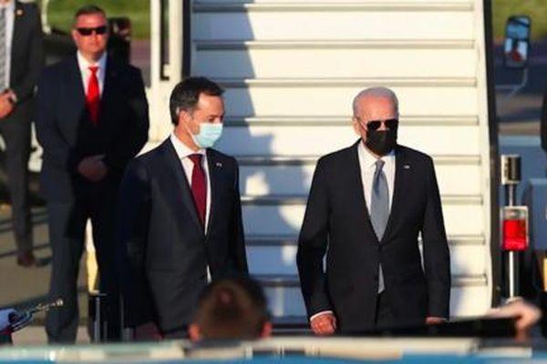 Biden mở ra chương mới trong quan hệ với NATO