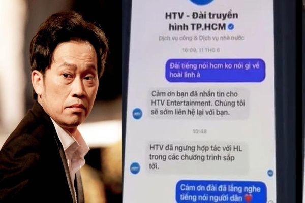 Sự thật tin đồn HTV cấm sóng nghệ sĩ Hoài Linh