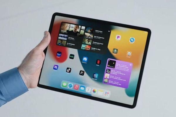 iPadOS 15 là bản cập nhật lớn nhất cho iPad