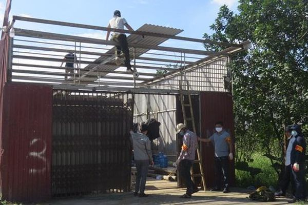 Phường Yên Nghĩa, quận Hà Đông kiên quyết không để vi phạm tồn tại
