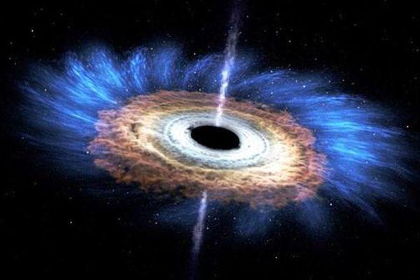 Lỗ đen có tự quay như các hành tinh?
