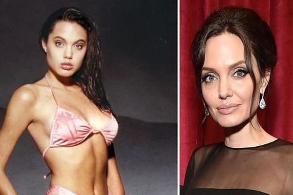 Cuộc đời Angelina Jolie qua ảnh