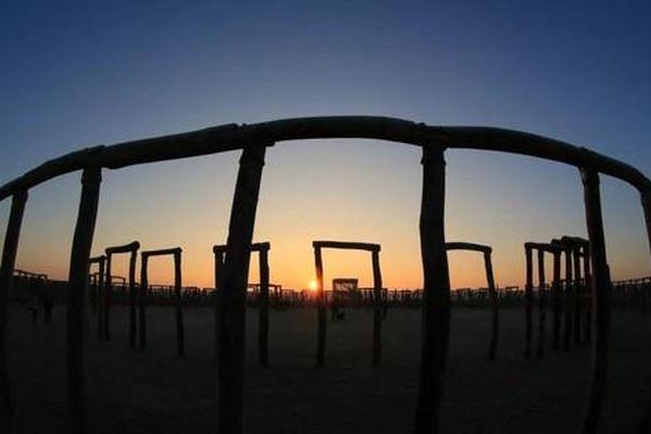 Người cổ đại sống ở 'Stonehenge' của Đức, địa điểm hiến tế con người tàn bạo