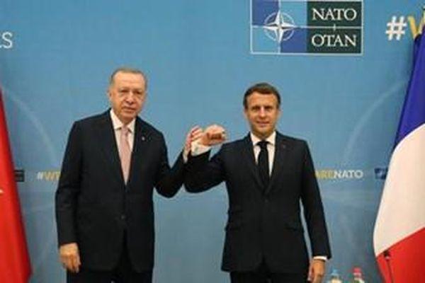 Erdogan - Macron 'làm lành', Thổ- Pháp bàn chuyện hợp tác chung ở Libya và Syria