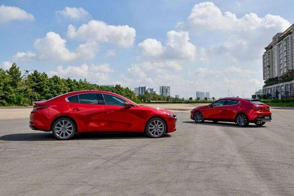 Loạt xe Mazda giảm giá mạnh tại Việt Nam, cao nhất 120 triệu đồng