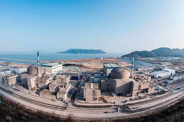 EDF điều tra khả năng rò rỉ phóng xạ của Trung Quốc